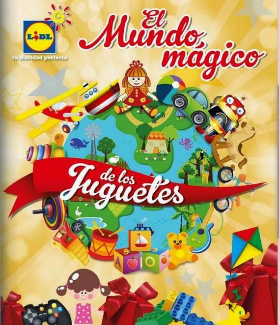 Juguetes Ofertas Navidad Y De 8n0wkoxp Precios Lidl 2014 rxBedCo