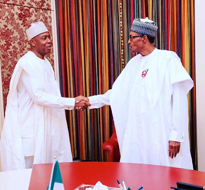 Pres Buhari will present 2017 budget within 10 days- Saraki says