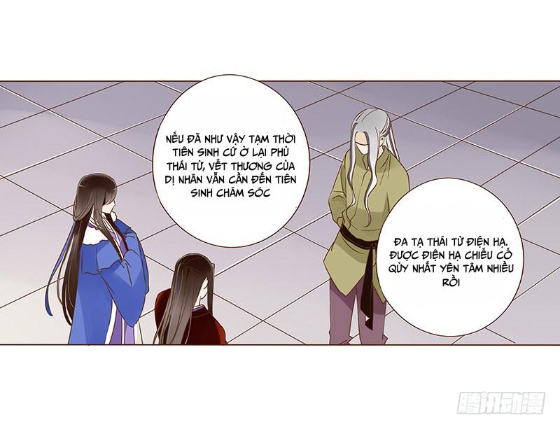 Đế Vương Trắc – Chap 68