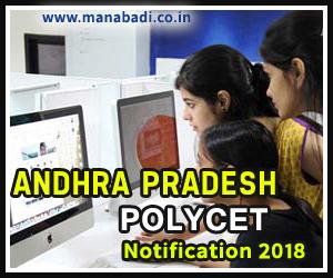 Andhra Pradesh PolyCet Notification 2018