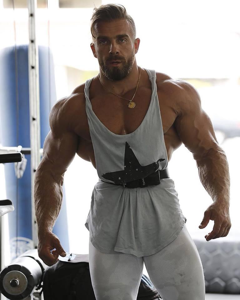 26 best Besim Trena images on Pinterest | Muscle guys