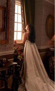 Aishwarya Rai Standing Near The Window