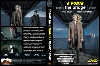 A PONTE (THE BRIDGE/BRON/BROEN)  - QUARTA E ÚLTIMA TEMPORADA COMPLETA