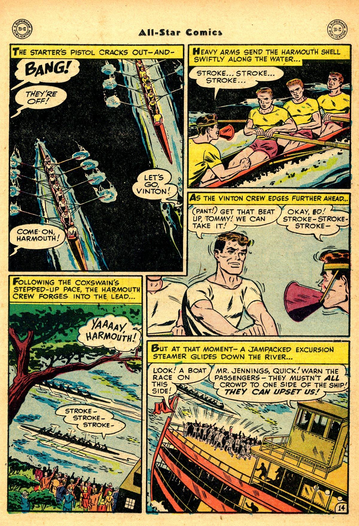 Read online All-Star Comics comic -  Issue #48 - 17