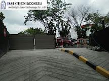 Flood Gate Daichen Indonesia Di Grand Central