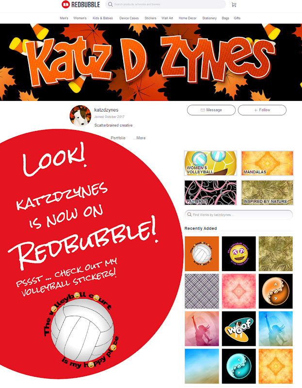katzdzynes is now on Redbubble!