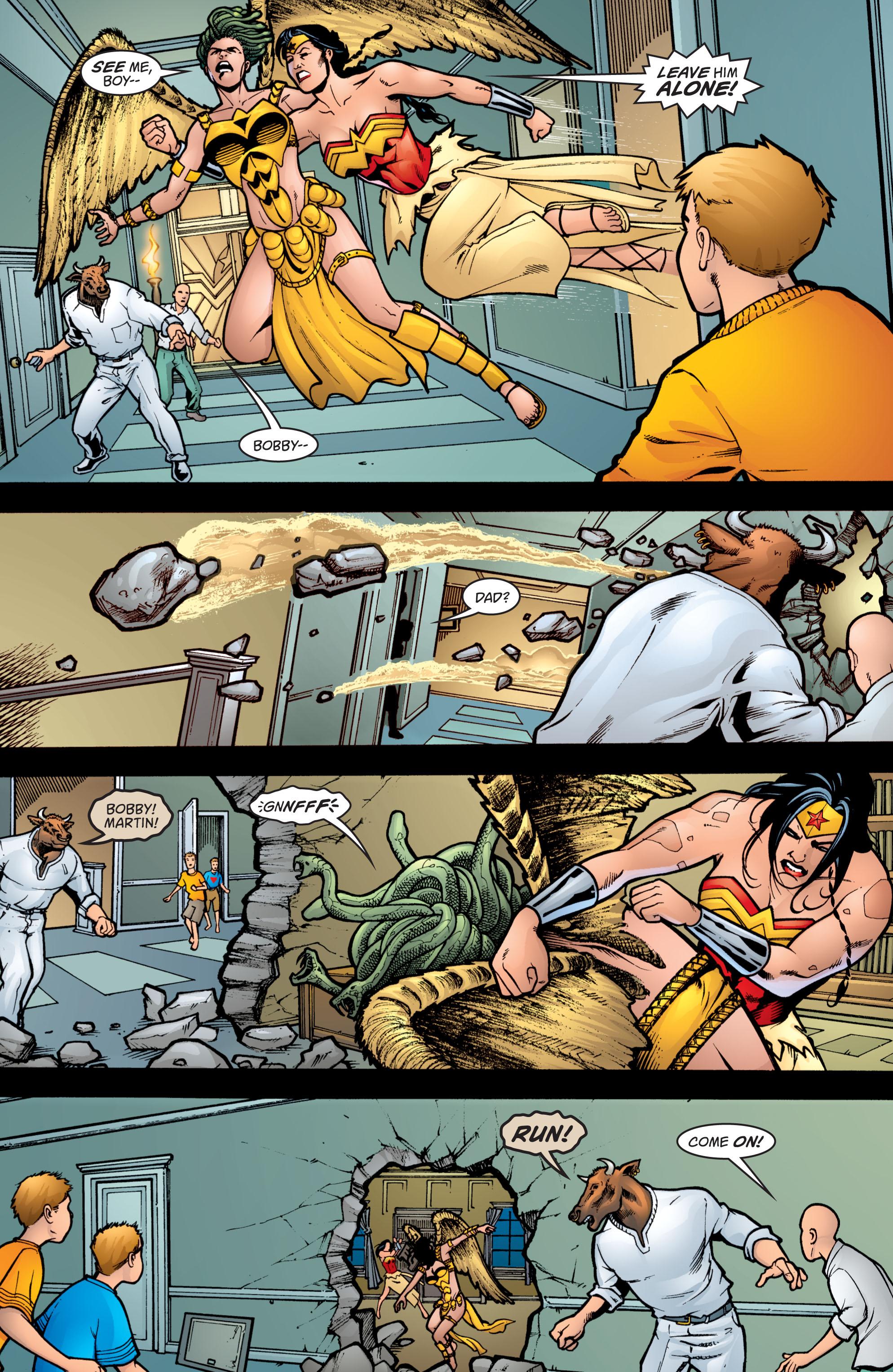 Read online Wonder Woman (1987) comic -  Issue #209 - 12