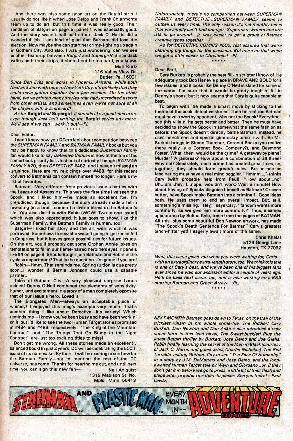 Detective Comics (1937) 492 Page 53