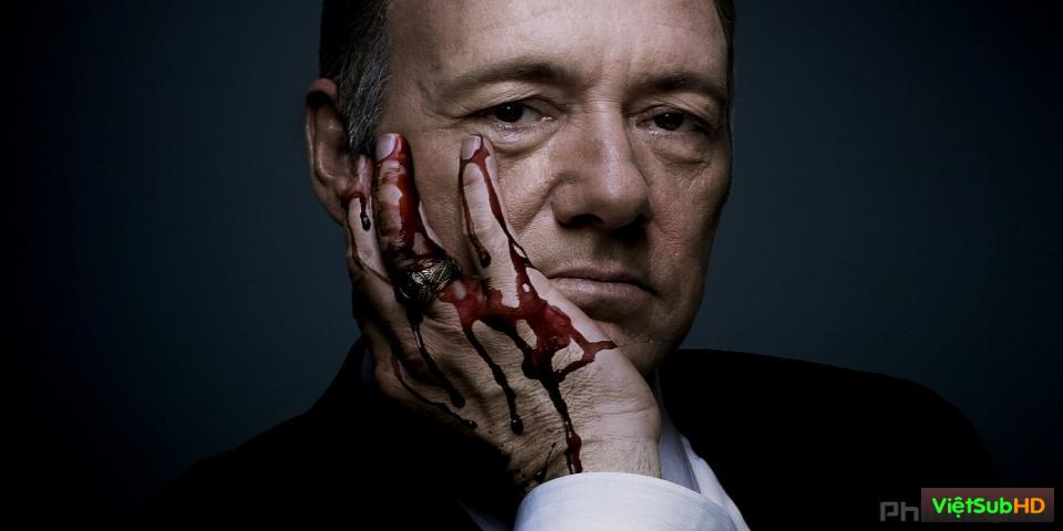 Phim Sóng gió Chính Trường (Phần 2) Hoàn tất (13/13) VietSub HD | House of Cards (Season 2) 2015
