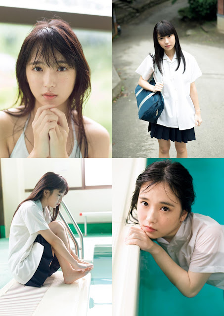 Fujino Shiho 藤野志穂 (2o Love to Sweet Bullet)