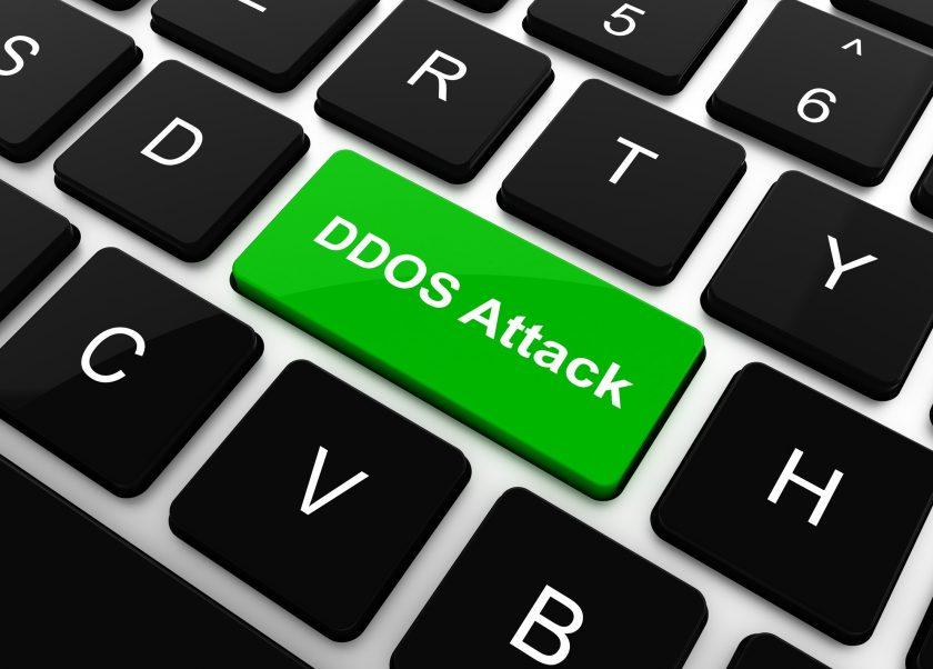 هجمات DDOS عنيفة سببة توقف العديد من المواقع