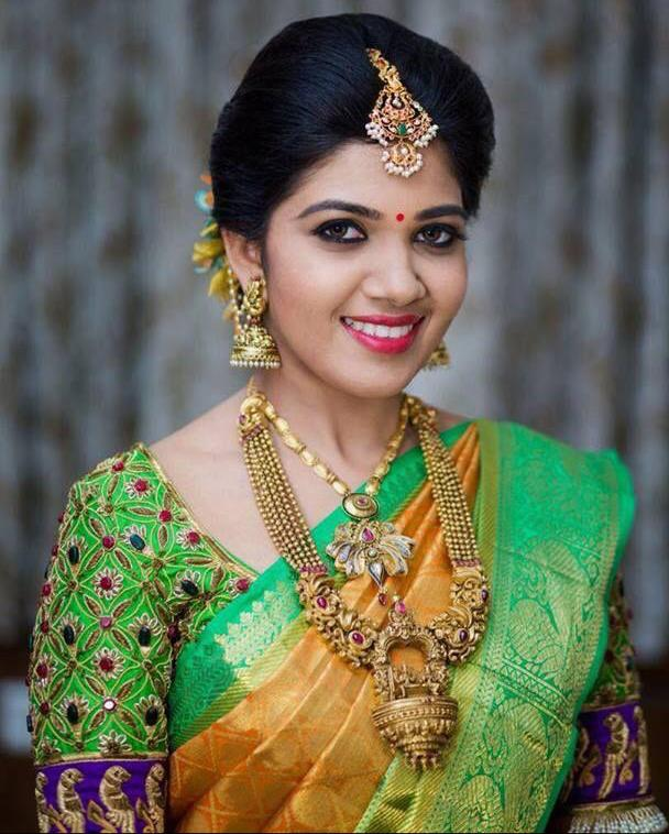 Grand Temple Jewellery for Weddings