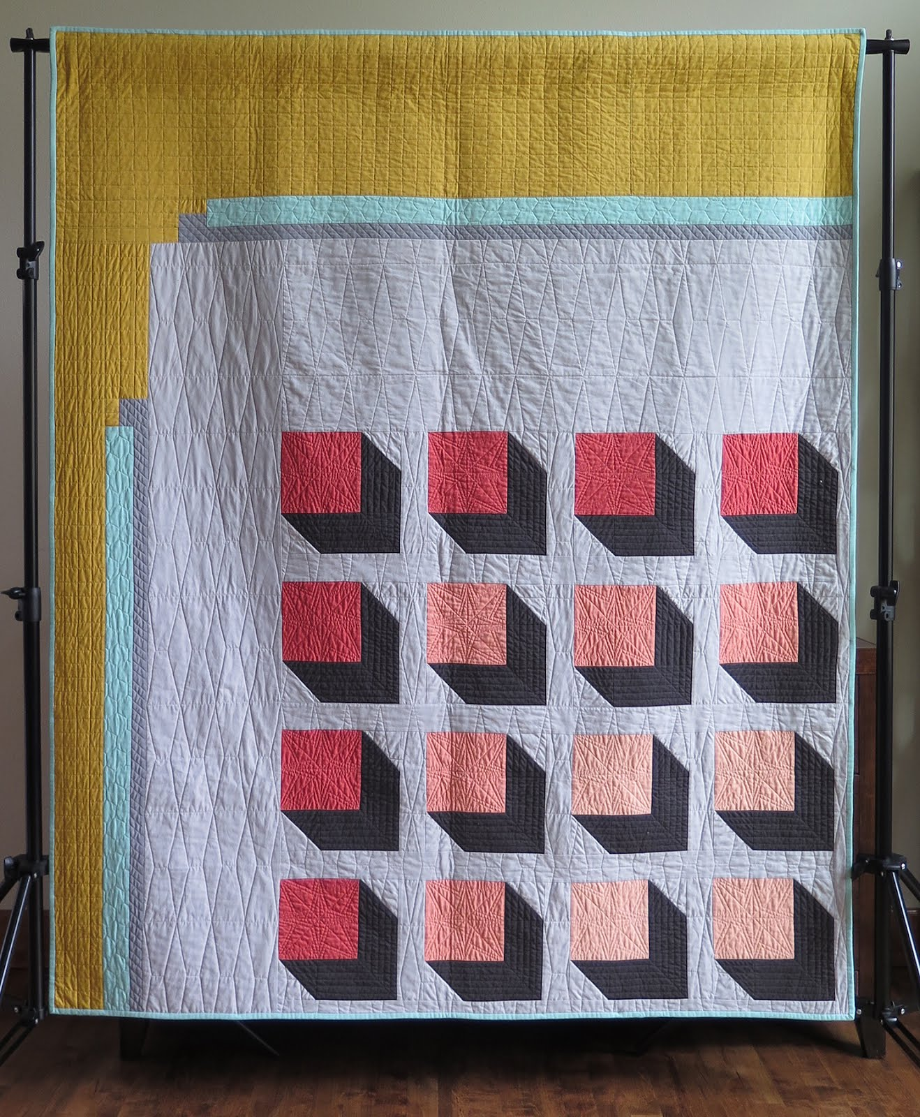 Trend Following - 3D Quilts : 3d quilts - Adamdwight.com