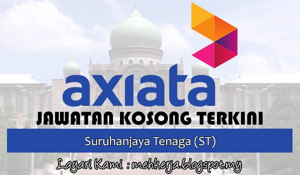Jawatan Kosong Terkini 2017 di Axiata Group Berhad mehkerja