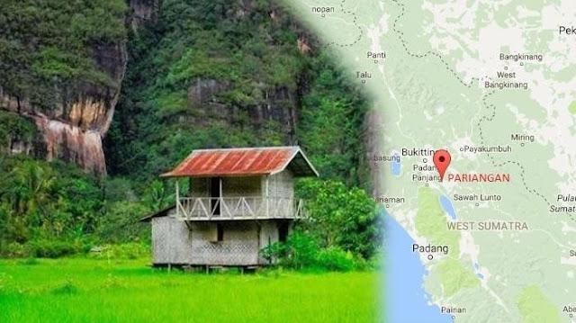 Wow, Desa Terindah di Dunia Ini Ternyata Terletak di Indonesia, Yuk Kita Lihat Foto-fotonya
