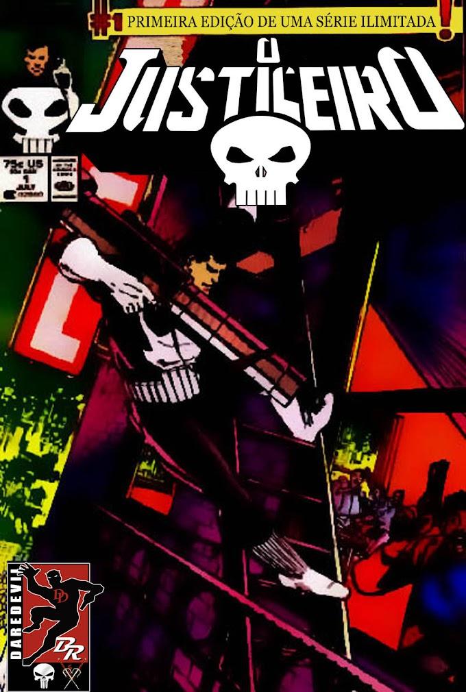 O Justiceiro vol.2 (1987-1995)