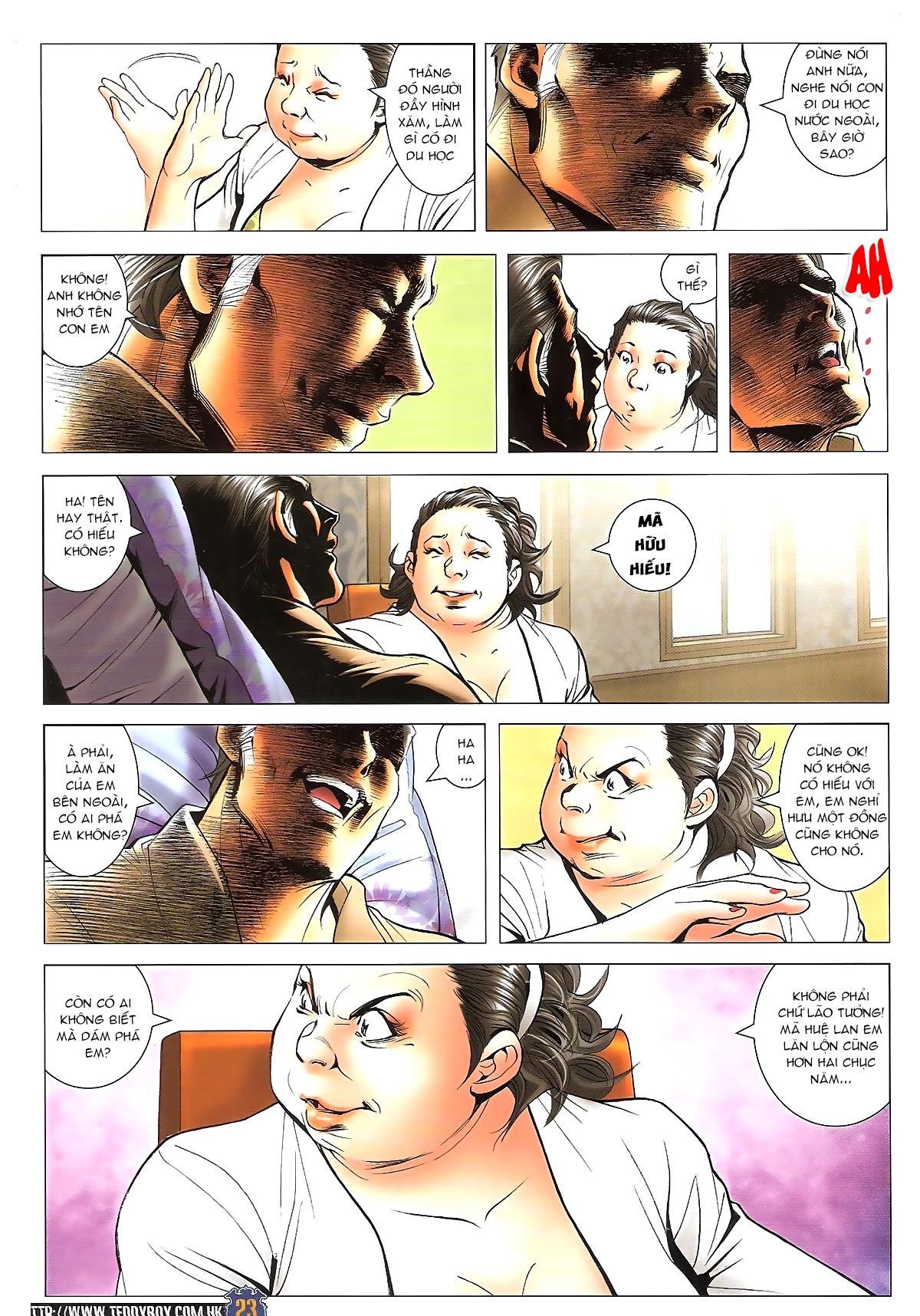Người Trong Giang Hồ - Chapter 1611: Đại hạn Tưởng Thiên Sinh - Pic 19