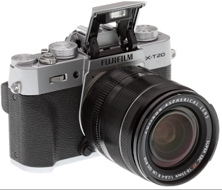 Fujifilm XT20 Mirrorless Camera