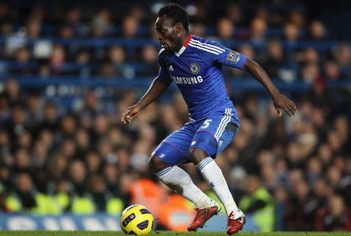 Michael Essien may have to look for another surname