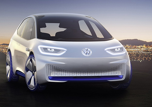 Tinuku VW and Kuka develops robotics of electric and autonomous cars