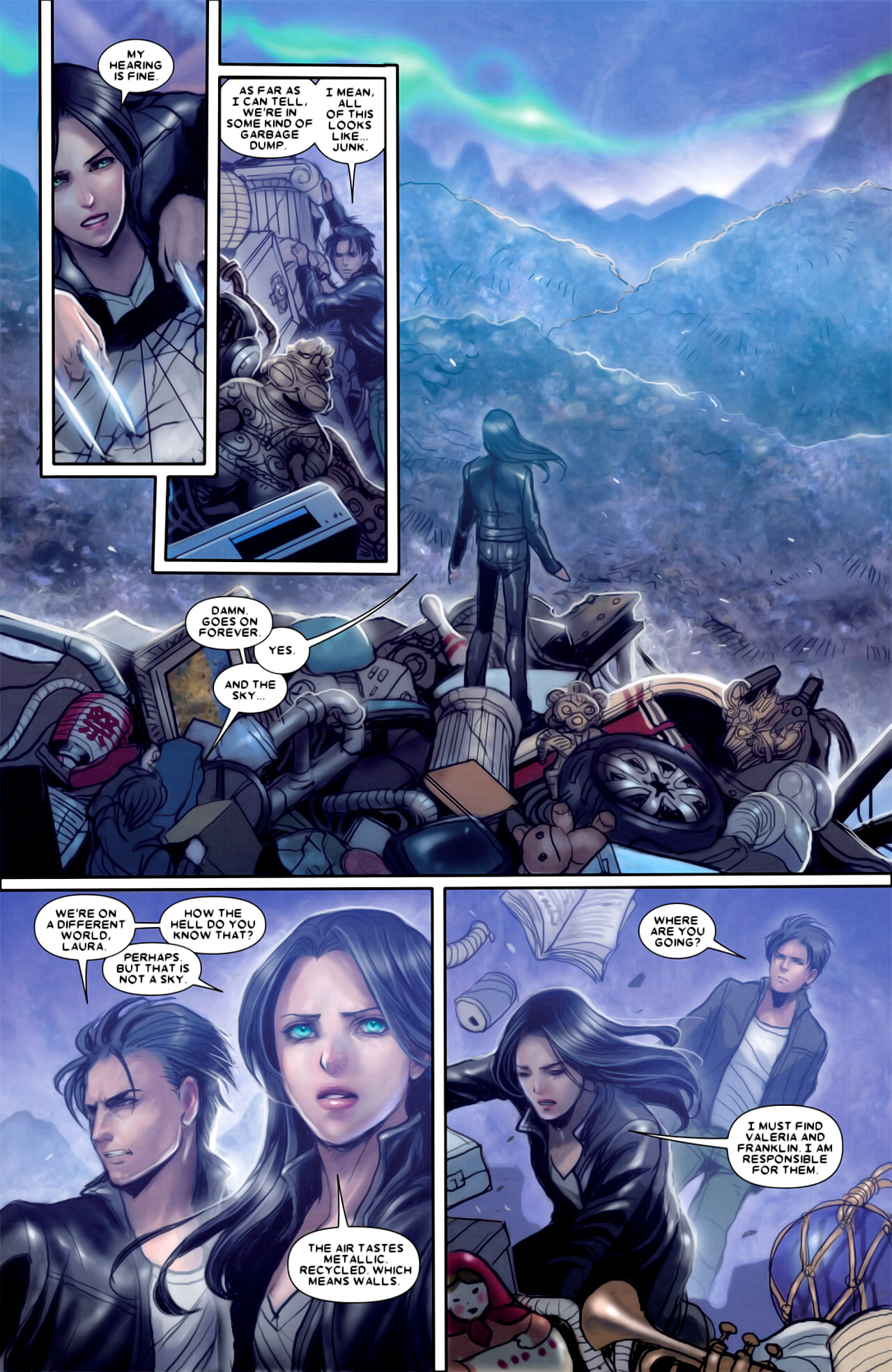 Read online X-23 (2010) comic -  Issue #18 - 13