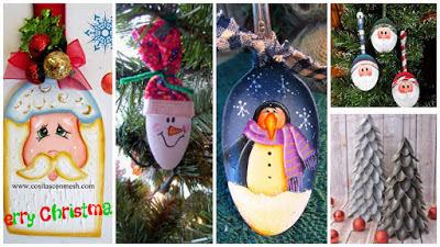 Adornos-navideños-reciclando-cucharas