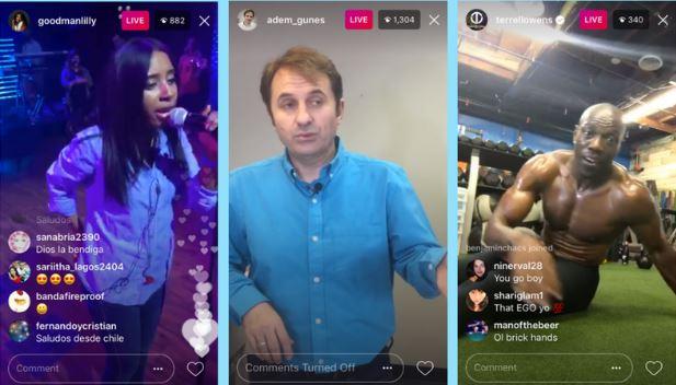 Cara Siaran Langsung di Instagram Dengan Smartphone Android Mu