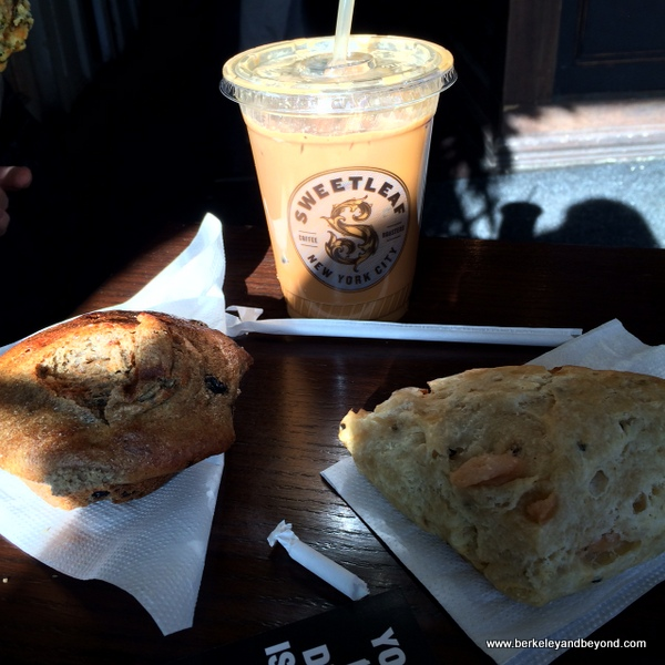 coffee and at Sweetleaf Coffee In Long Island City, Queens, NY