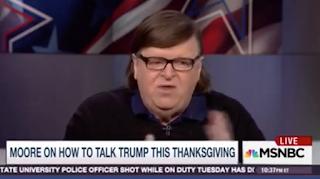 Michael Moore: Do Not Wait Until Jan 20, 'Resist Donald Trump' Now