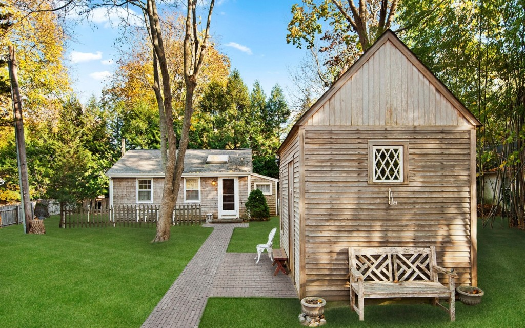 A Tiny Home in Sag Harbor New York TINY HOUSE TOWN