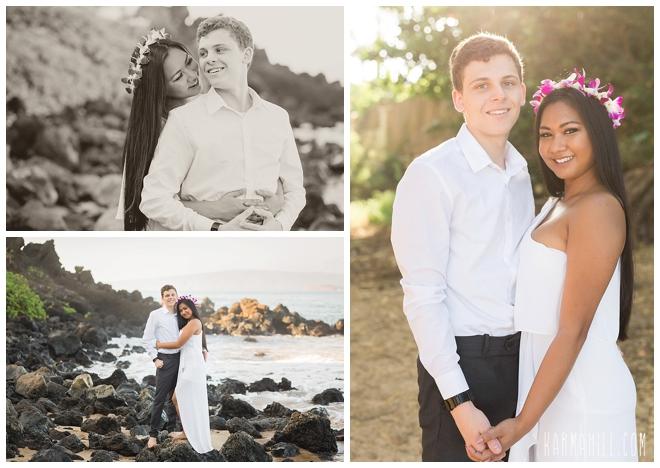 Maui Couples Photographer