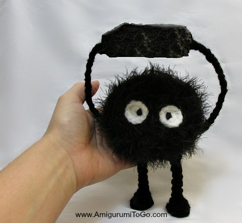 Crochet Spirited Away Soot Sprite Sootball Gallery