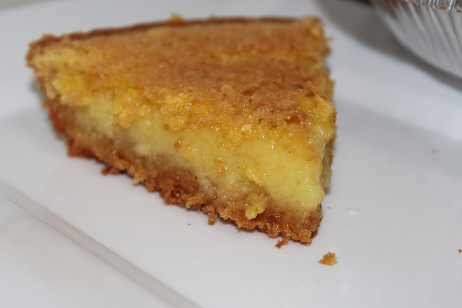 Chess Pie Recipe — Dishmaps