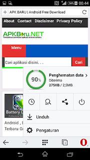Download Gratis : Opera Mini v10.0.1884.93721 Apk Terbaru