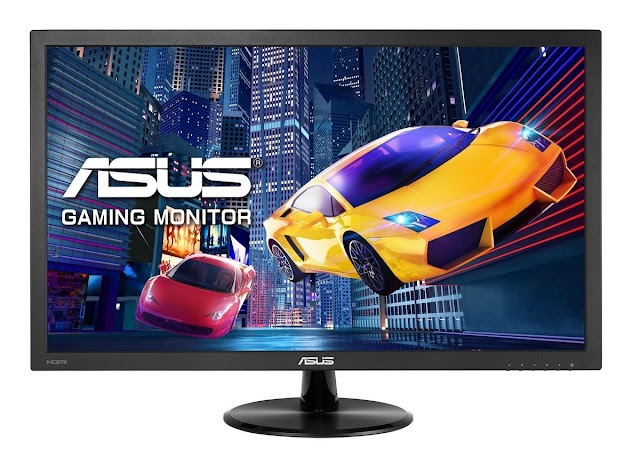 Asus VP228H Gaming Monitor Review: Best in its Range