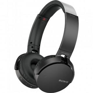 Sony หูฟังแบบครอบหู บลูทูธรุ่น MDR-XB650BT(Black)