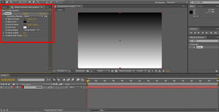 tutorial adobe after effect cs4 mengatur warna gradien ramp