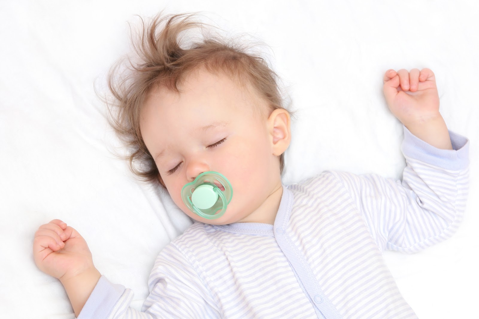 Çocukların Tek Başına Uyuması