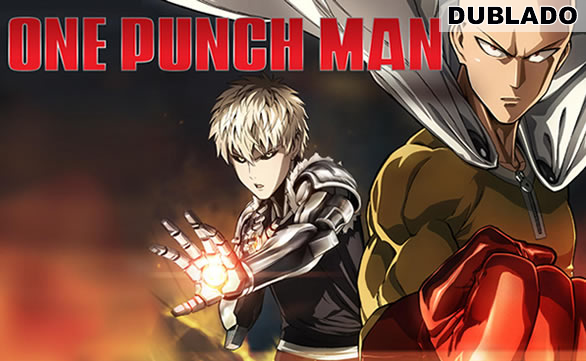 One Punch Man episódios legendado em português