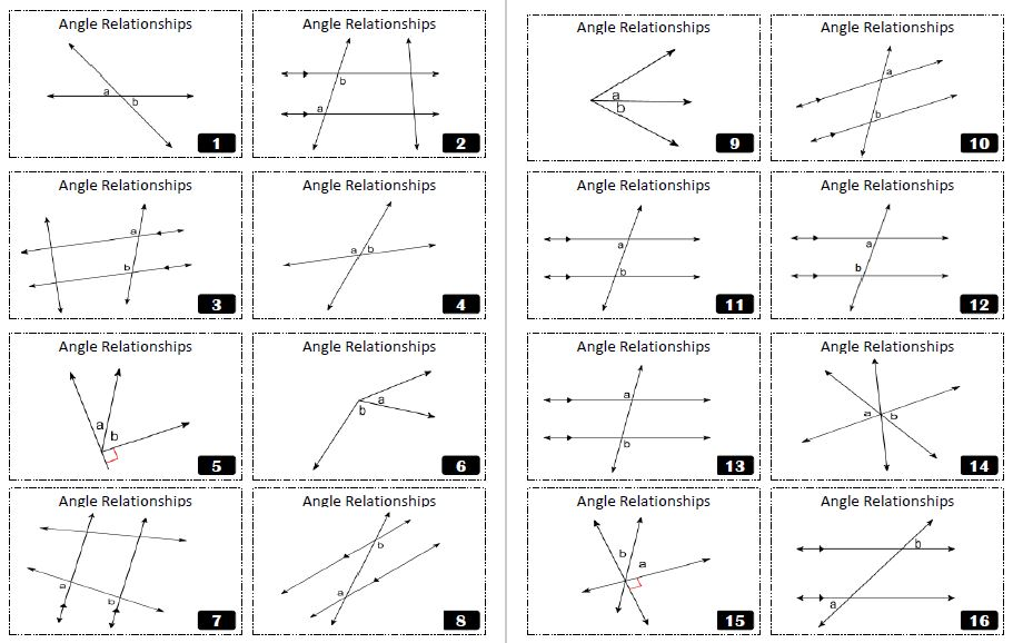 Radical4math dance dance transversal angle relationships if you would like to download the resources for this lesson they are below notes for angle relationships ccuart Choice Image
