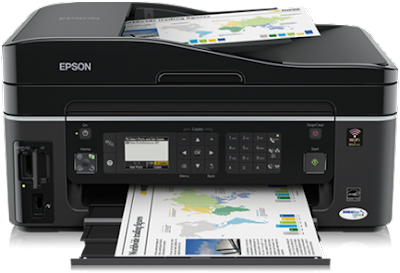 Epson Stylus Office BX610FW Driver Download