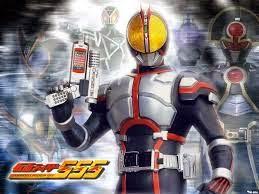 Hình ảnh Kamen Rider 555