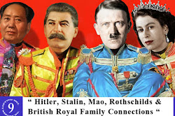 Hitler, Stalin, Mao, Rothschild, and British Royal Family Connections