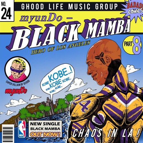 myunDo – Black Mamba – Single