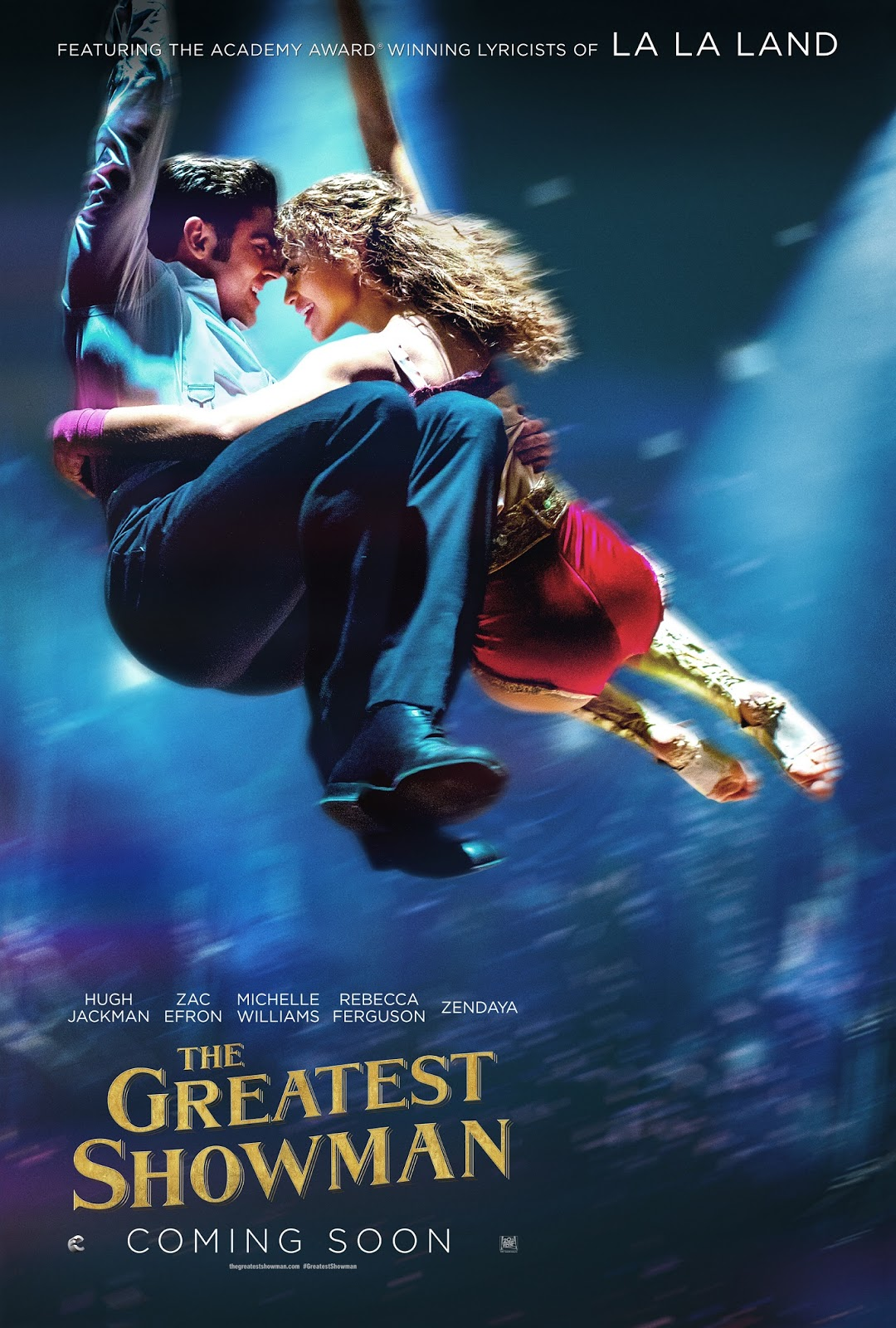PCheng Photography: Movie Review: The Greatest Showman