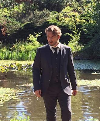 The Professor 2018 Johnny Depp Image 1