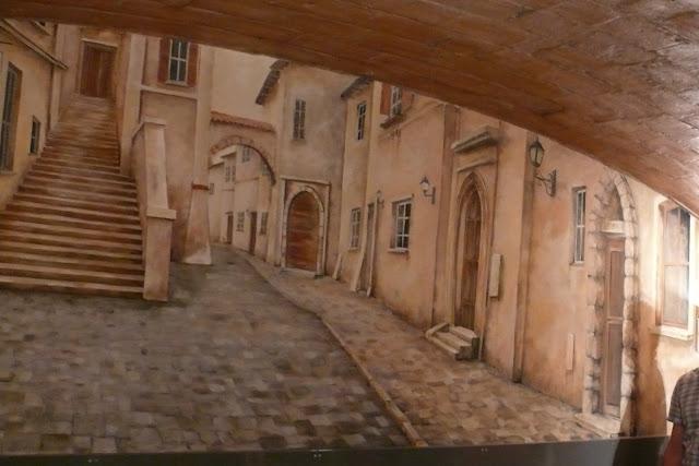 Aranżacja biura, malarstwo ścienne, Warszawa