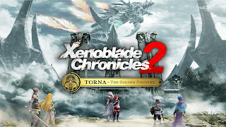 Xenoblade Chronicles 2 Torna The Golden Country Wallpaper