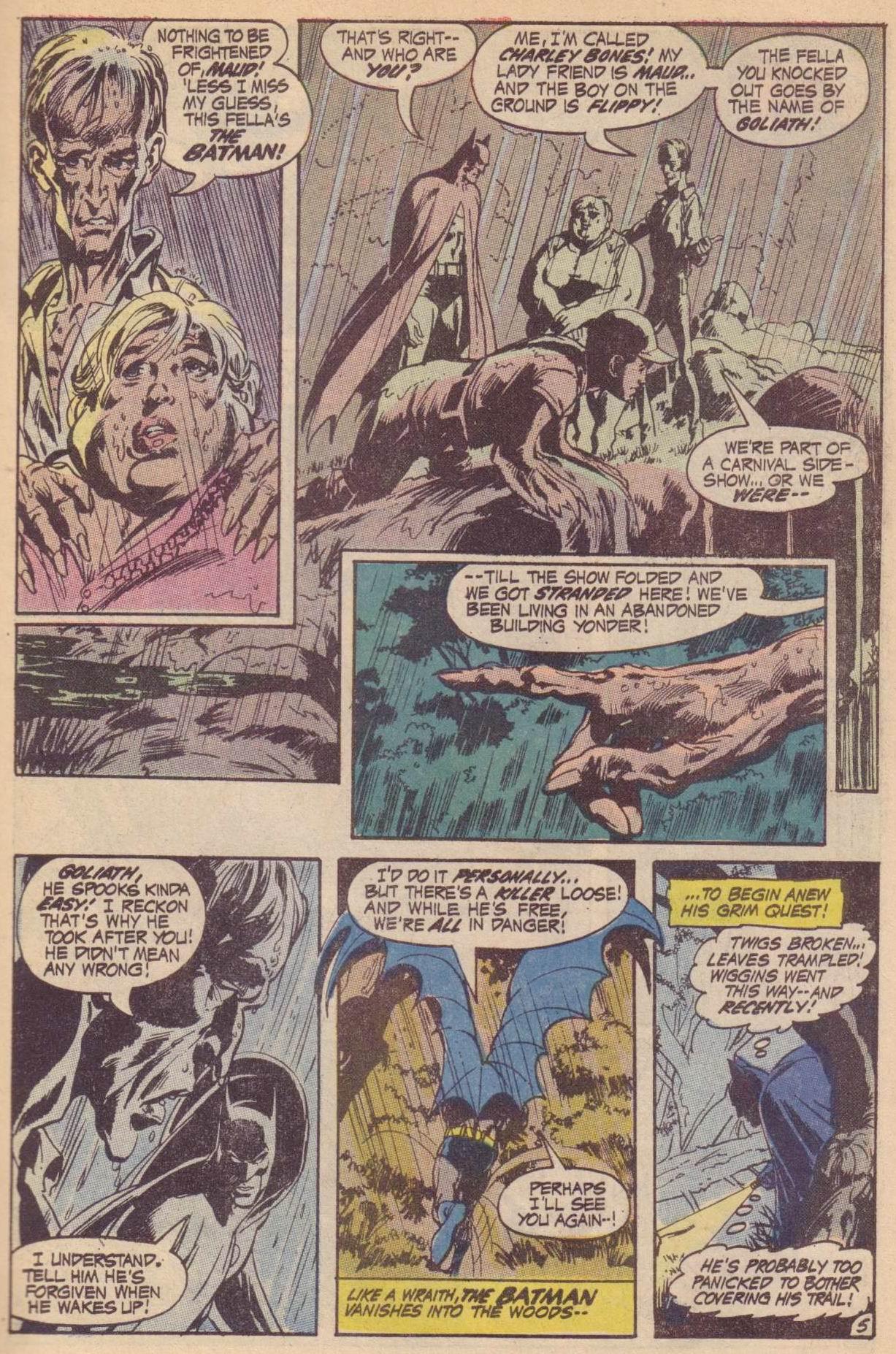 Detective Comics (1937) 410 Page 6