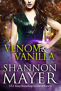 "Alena is a new breed of ""Supe"" no… Venom and Vanilla by Shannon Mayer, £0.99"